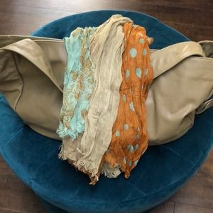 Accessories - 🌻FINAL PRICE DROP🌻NWT Blue Pacific Scarf